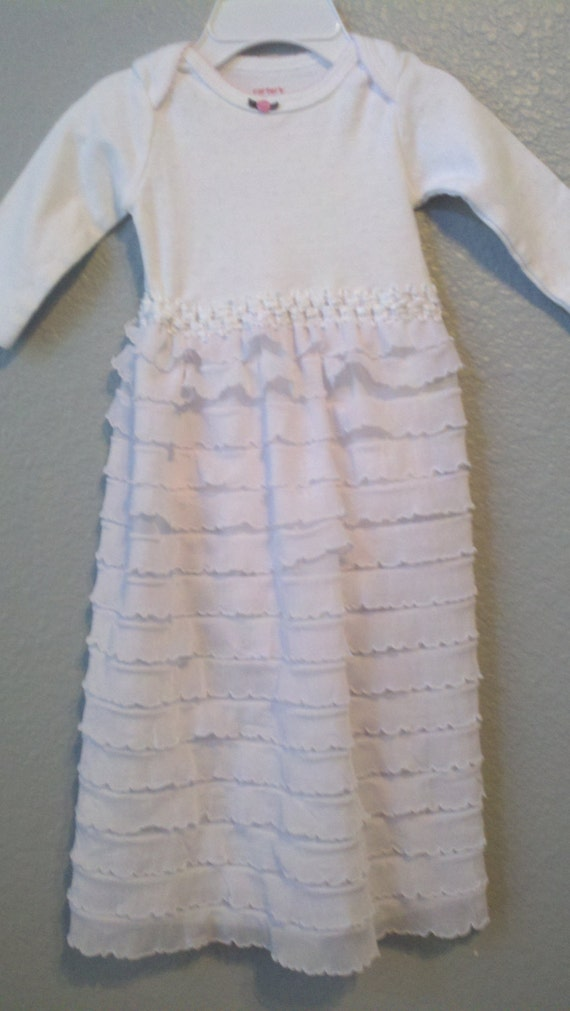 BABY BLESSING DRESS by CustomTouchSewing on Etsy