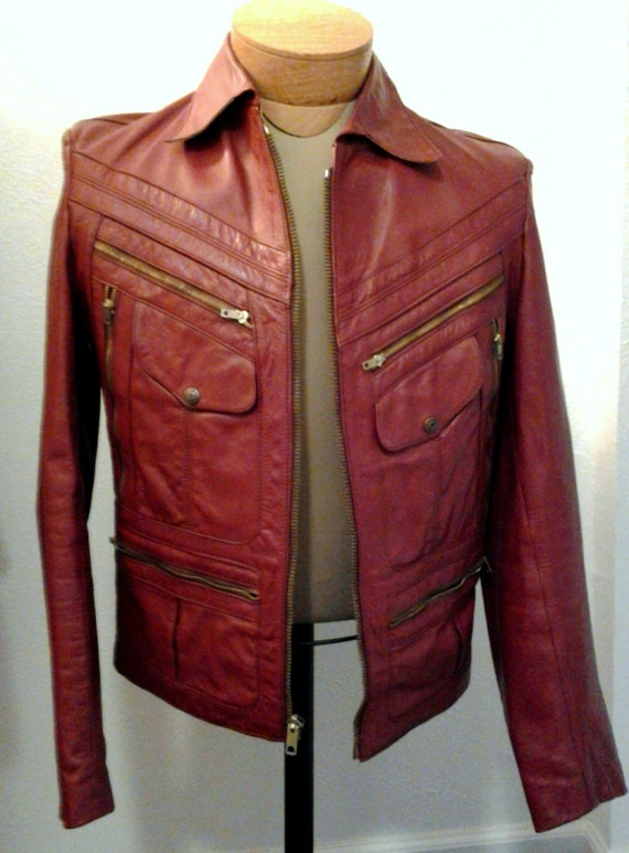 Dating vintage leather jackets