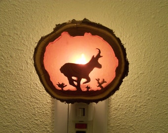 Antelope nightlight