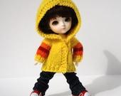 Pukifee Lati Yellow Hoodie - Yellow