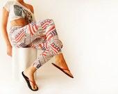 USA  leggings, flag printed newspaper  Leggings, 4th of july  womens leggings