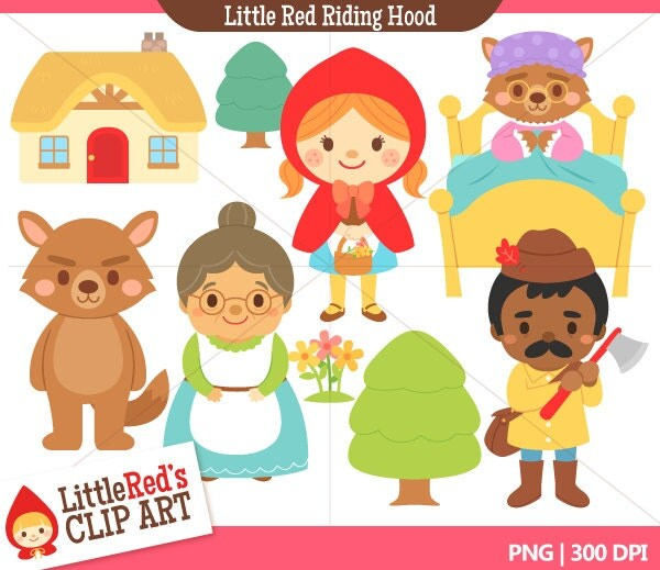 little red riding hood minibook This set includes three versions of a little red riding hood mini book colorful images paired with a shortened version of the story make this perfect for early readers.