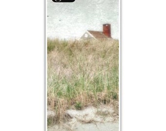 Iphone Case , Fine Art Photography, iPhone 4/4s, iPhone 5/5s, iPhone 6, Old Cape Cod, Sand Dunes and Cottage