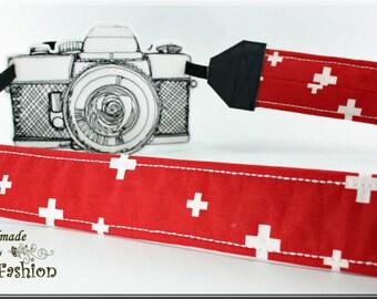 DSLR Camera strap, SUISS CROSS