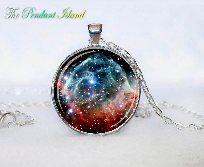 necklaces etsy nebula - photo #22