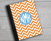 iPad Case - Chevron Personalized Monogram Custom Personalized