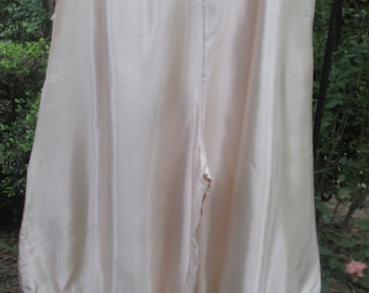 1930s, approx, satin bloomers