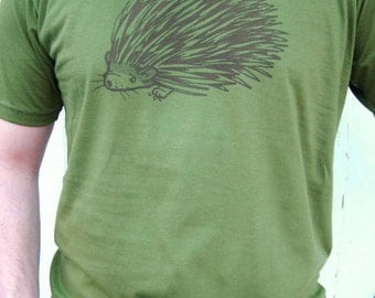 Sad Porcupine T-shirt