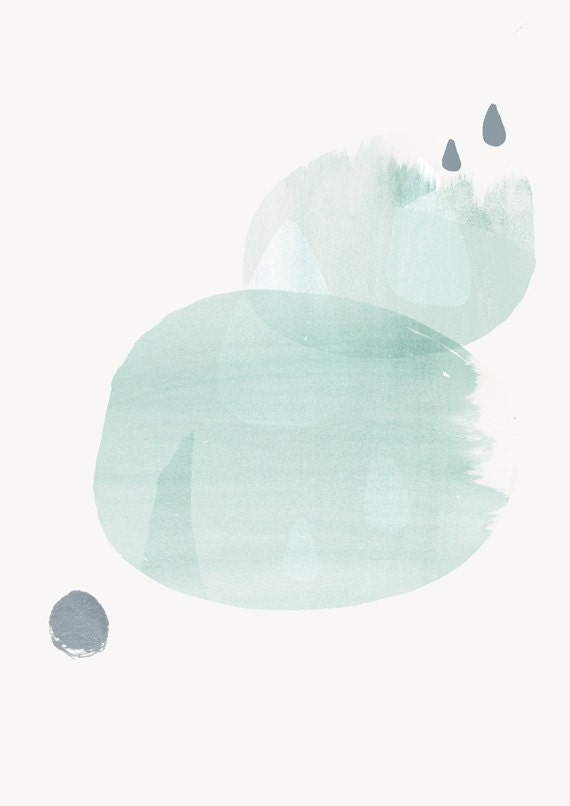 Relaxation print relaxation art print modern minimalist art for Contemporary minimalist