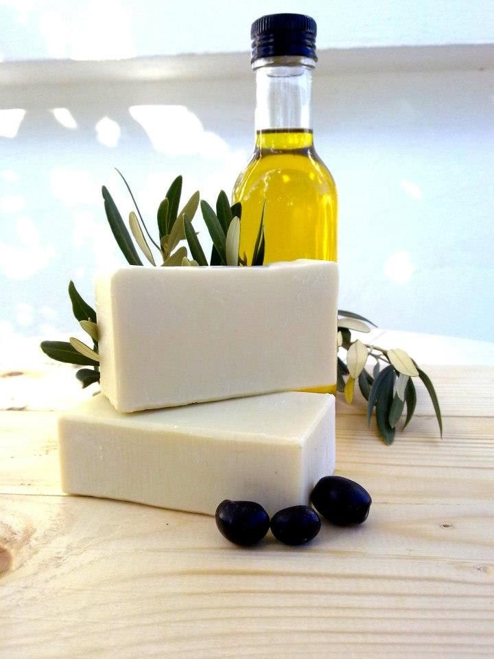 how to make homemade olive oil soap