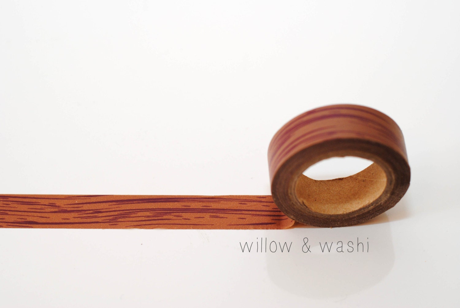 wood grain washi tape by willowwashi on etsy. Black Bedroom Furniture Sets. Home Design Ideas