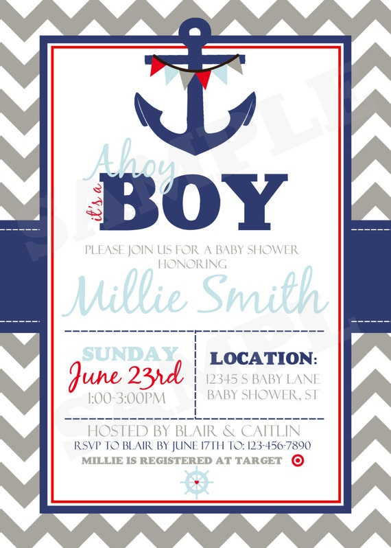 Free Babyshower Invites with awesome invitation sample