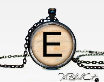 Vintage Typewriter Key pendant Vintage Typewriter Key necklace Vintage Typewriter Key jewelry