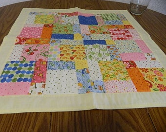 9 Patch Baby Blanket
