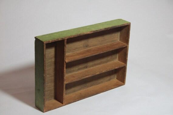 Wooden organizer desk drawer organizer 4 by weeklytreasurehunt - Wood desk organizer with drawers ...