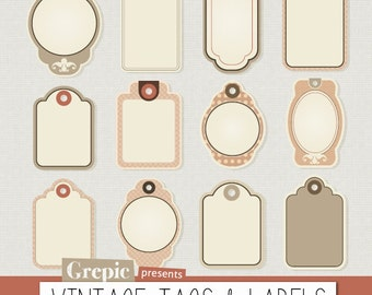 Popular Items For Vintage Tags On Etsy
