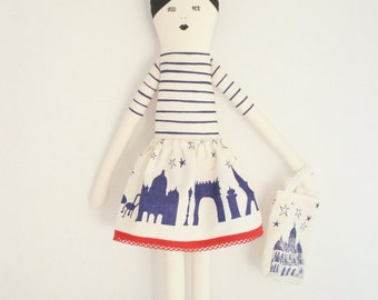 I love Paris doll Kit