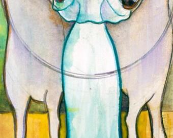 Epona, Celtic Horse Goddess - Celtic Goddess Art