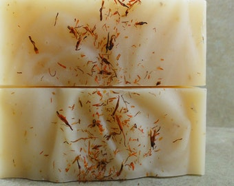 Mystique - Handmade Soap - Yuzu, Red Mandarin, Dark Patchouli