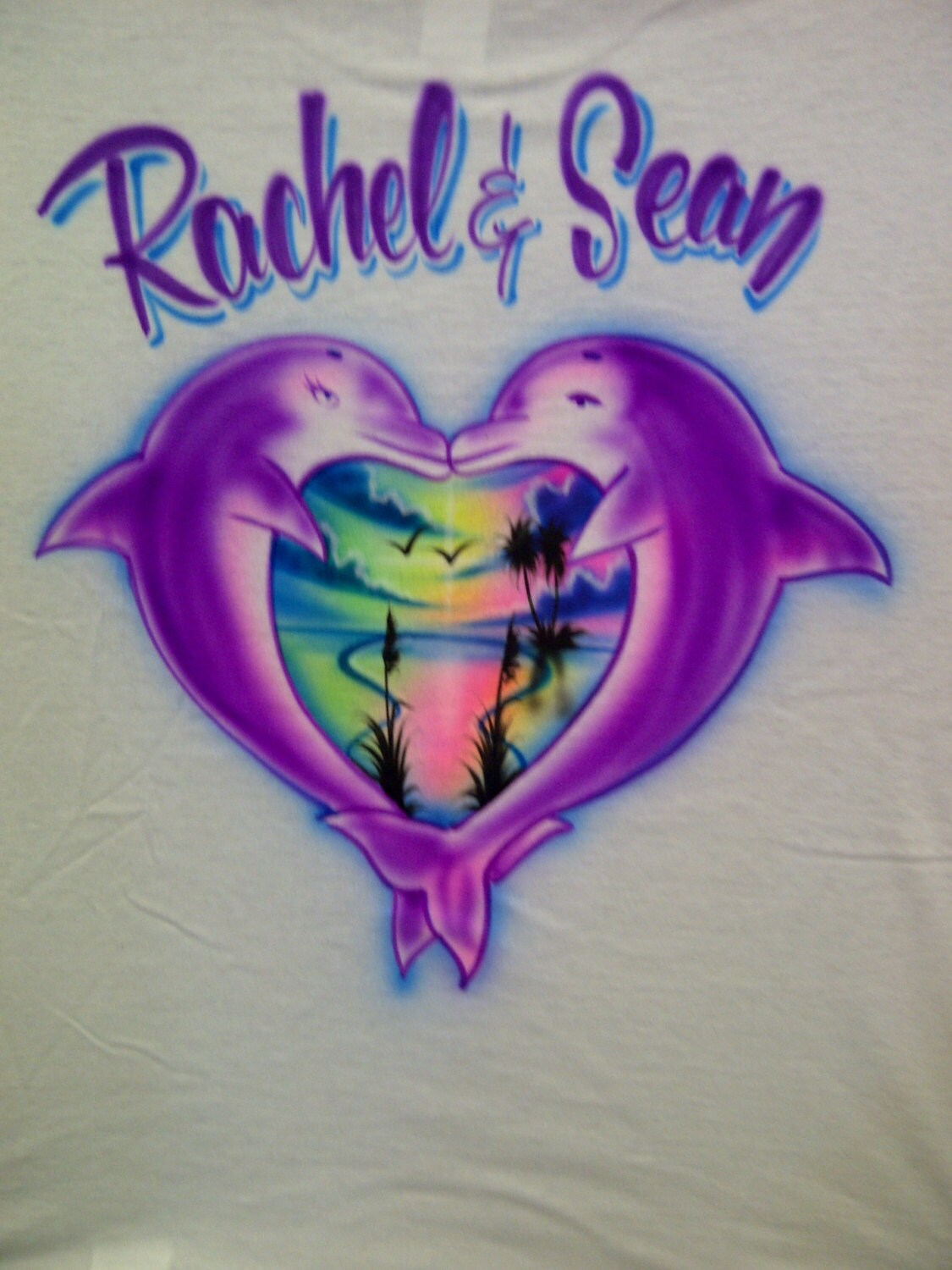 Airbrush T Shirt Design Your Own