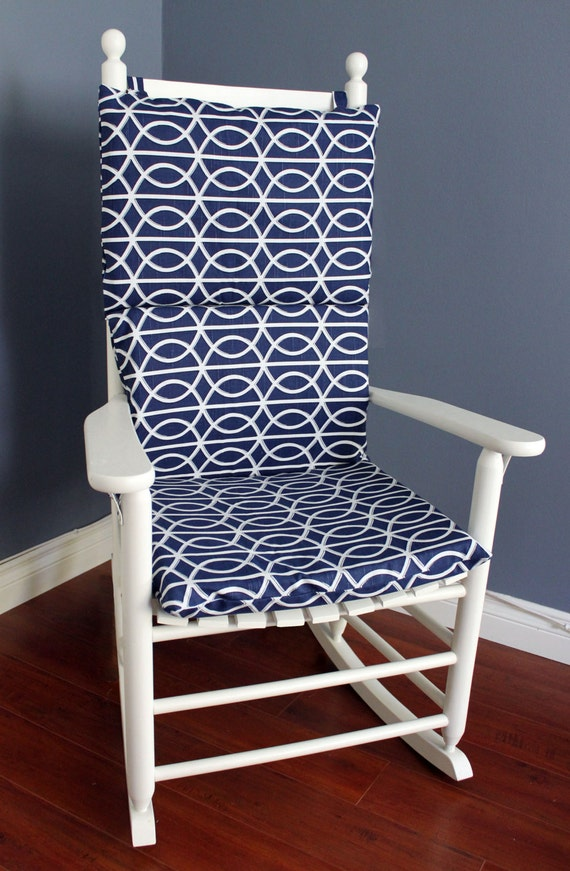 rocking chair cushion dwell studio bella porte by