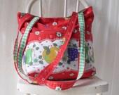 Tote Bag Upcycled Tote Bag Again