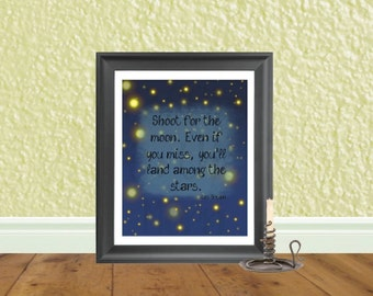 2014 Graduation Gift - Digital Art Print - College Highschool - Wall Art - Last Minute Gift - Inspirational Art
