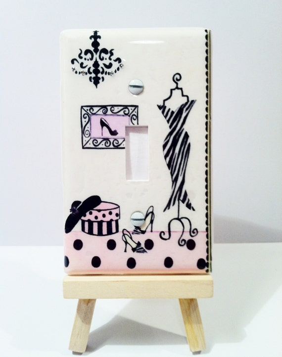 Adorable Decorative Light Switch Cover By Comfortzonecentral