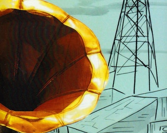 Oil Field Brats, fiction for young adults