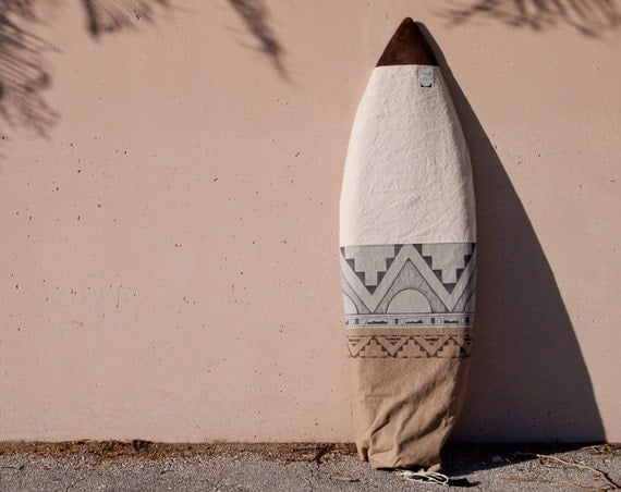surfboard bag tribal print aztec surf board bag surfing sock