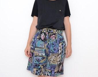Vintage women high waist 90s shorts