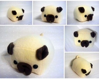 Pug Loaf- Medium
