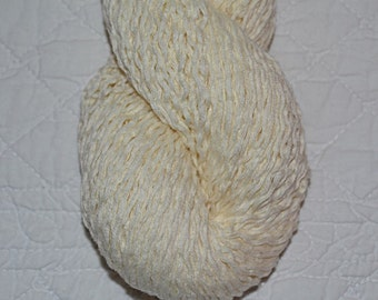 Pure Cotton Yarn Reclaimed Yarn Off-White