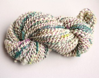 SALE - TIPPY - Handspun Yarn - 4.75 oz.