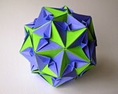 Origami Ball - Center Bows
