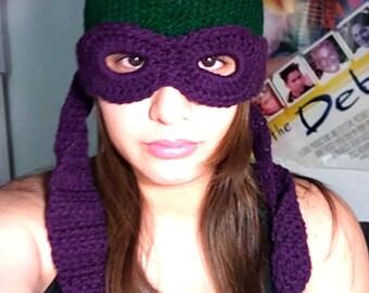Teenage Mutant Ninja Turtles Convertible Beanie - Ready to Ship