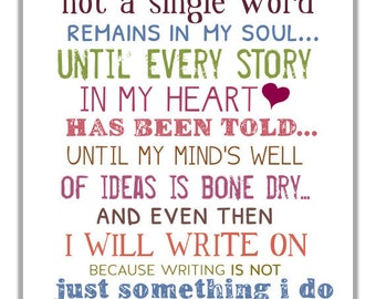 creative writing inspirational quotes Inspirational writing quotes from famous ernest hemingway quotes on writing, and creative writing quotes from other famous authors such as mark.