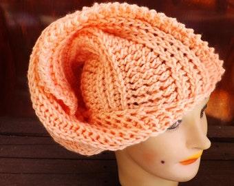 Crochet Hat Pattern, Turban Headwrap, Head Wrap, Turban Pattern for Chemo Patients, Cancer Hat Pattern, Turban Hat, African Turban