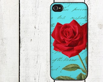 iphone 6 case Vintage Rose iPhone Case - for iphone 4,4s & iphone 5