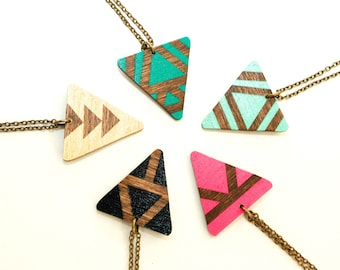 Single Arrow Necklace Classics