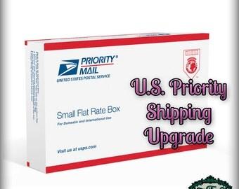 U.S. Priority Shipping Upgrade