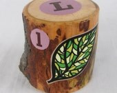 """for CHELSEY - ONE """"R"""" replacement Woodland Name Block"""