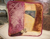old crazy quilt painkeep
