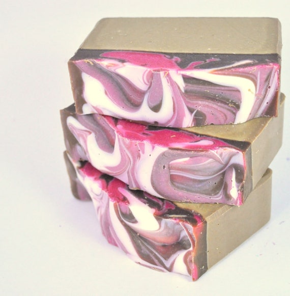 Handmade Soaps - 6 Full Bars Of Soap of Your Choice
