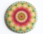 Beauty Pocket Mirror in Pink, Yellow, and Green - Perfect Teacher Gift, Thank You Gift, or Party Favor