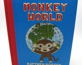 Monkey World A to Z of Occupations Book