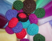 Grandma's Scratchy Pots Pans Scrubbies Double Sided