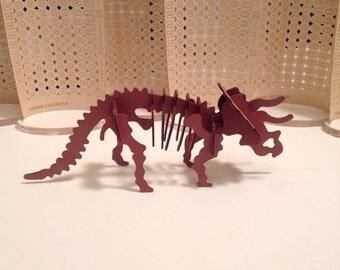 3D Triseritops dinosaur puzzle