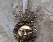 Altered Fork ornament