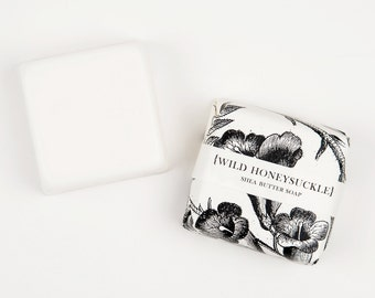 Honeysuckle Shea Butter Soap